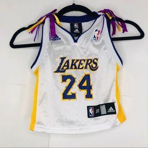 Adidas Kobe Bryant toddlers jersey 3t